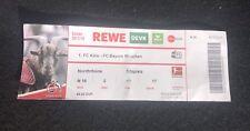 Sammler Ticket 1. FC Köln - FC Bayern München 05.05.18 FCB