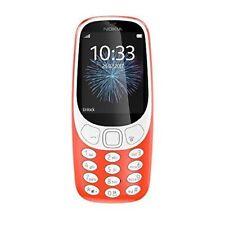 """Nokia 3310 2.4"""" Dual SIM, versione 2017 NUOVO  GARANZIA CONTRASSEGNO"""