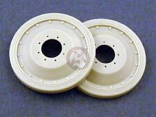 Panzer Art 1/35 Spare Wheels for German Panther Ausf.D Tank WWII RE35-041