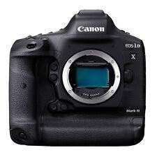 Canon EOS-1D X Mark III 20.1MP DSLR Camera - Black (Body Only + CFexpress 512GB card + card reader)