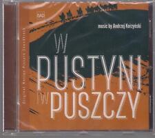 ANDRZEJ KORZYNSKI W PUSTYNI I W PUSZCZY IN DESERT AND WILDERNESS LIMITED 500 CD