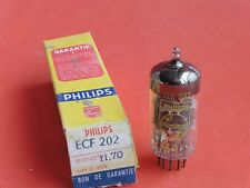 1 tube electronique PHILIPS ECF202 /vintage valve tube amplifier/NOS(10)