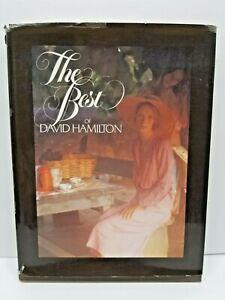 THE BEST OF DAVID HAMILTON 1976 HARDCOVER
