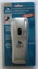 Linterna de diodos luminiscentes a manivela , 3 leds potentes -Journey`s  Edge