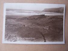 Trebarwith Strand  mark to card