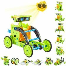 Kidpal Solar Powered Kit Robotics Science Kit for Kids 7 8 9 10 11 12 Year Old