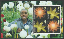 (GOG4) GB QEII Stamps THE GLORY OF THE GARDEN Prestige Booklet Pane ex DX33 2004