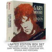 Gary Moore - Live From London (NEW DELUXE CD) (Preorder 31st Jan)