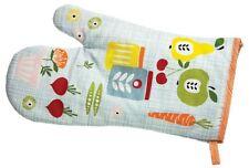"WENDEKREIS ""Cuisine"" Oven Glove - 100% Cotton - Mitt - Cucina - BNWT NEW"