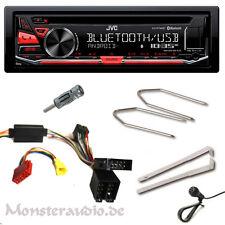 JVC Bluetooth MP3 Autoradio Lenkrad-Adapter RENAULT Twingo Clio 1 2 Kangoo 19