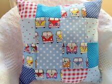 Patchwork Vintage/Retro 100% Cotton Decorative Cushions