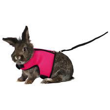 TRIXIE petit ensemble d'animaux pour lapins, nylon, NEUF