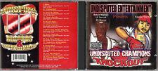 !@#$ Undisupted Entertainment - Undisputed Champions Louisiana Rap G-Funk !@#$