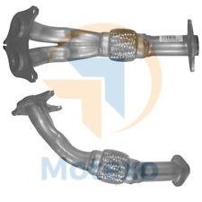 Front Pipe TOYOTA CARINA E 1.6i 16v Auto 5/92-1/96 (twin f/pipe)