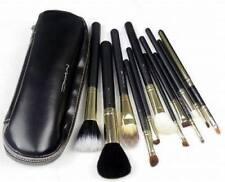 MAC makeup brush set +zipper bag