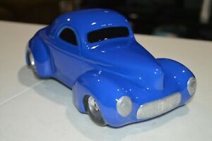 Carllectibles Ceramic 1941 Willys Race Car Limited Edition