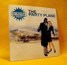Cardsleeve Single CD DJ Peter Project The Party Plane 2TR 2000 Hard Euro House