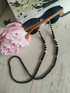 Sunglasses Glasses Spectacles Chain Beads Holder