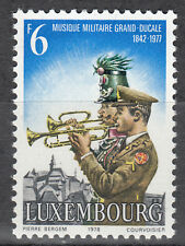 Luxembourg / Luxemburg 970** 135 Jahre Luxemburger Militärkapelle
