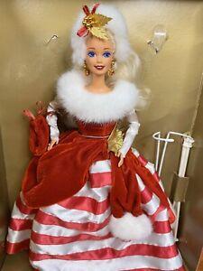 Peppermint Princess Barbie IN BOX - Winter Princess - 1994 Mattel 13598