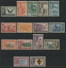 Sarawak KGVI 1950 complete set mint o.g.