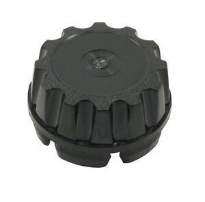 BLACK CAP FOR 8-SPOKE WHEEL - Dune Buggy Baja Bug