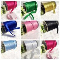 90 Yard Ribbon Bias Binding Applique Trimmings Tape Craft DIY Sewing Dresses