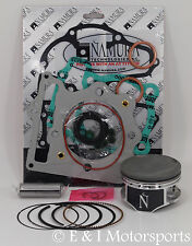 1999-2000 HONDA TRX400EX TRX 400EX NAMURA PISTON & GASKET KIT *STOCK BORE 85mm*
