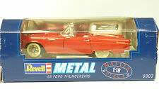Revell Metall 1/18 `55 Ford Thunderbird Nr. 8803 in OVP (LZ6366)