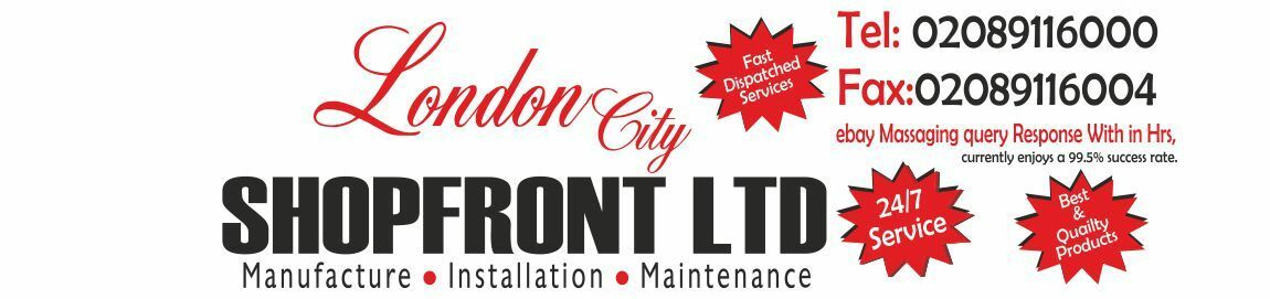 London City Shopfront
