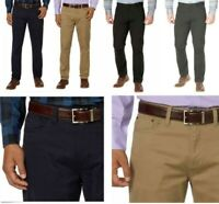 English Laundry Men's Soft Touch 5-Pocket Straight Leg Pants All COLORS SIZES