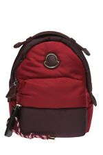 New MONCLER mini backpack bag JUNIPER  00660 54155 Red WITH DETACHABLE   w/CODE