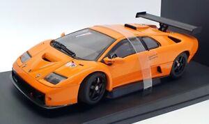 Autoart 1/18 Scale Diecast 74523 - 2001 Lamborghini Diablo GTR - Orange