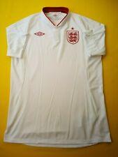England soccer jersey large 2012 home shirt football Umbro ig93