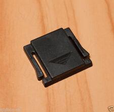 Universal Black Rigid Plastic Hot-Shoe Protector for Canon Nikon Fujifilm Camera