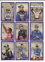 ^2010 Element PURPLE PARALLEL #21 Joey Logano BV$12.50! #01/25! SUPER SCARCE!