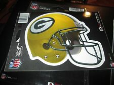 GREEN BAY PACKERS HELMET DECAL  STICKER SWEET LOOKING