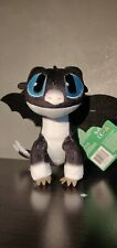 How To Train Your Dragon - The Hidden World Baby Blue Eyes Plush HTTYD (NEW)