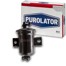 Purolator Fuel Filter for 1983-1985 Toyota Celica - Gas Line Gasoline qs
