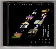(GY527) D S Murray Quartet, Home Movies - 1998 CD