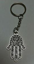 Porte-clés main de fatima, fatma bonheur religion chance protection mauvais oeil