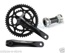 New Shimano Sora FC-3550 3500 170mm Double Compact Crank Crankset Black