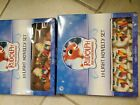 Rudolph The Red Nose Reindeer  String Lights RARE 2 boxes ibonibal snowman