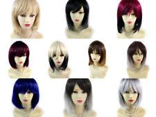 Ombré Classic Cap Short Wigs & Hairpieces