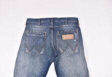 Wrangler Ace Affliggere Uomo Jeans Taglia 31/34