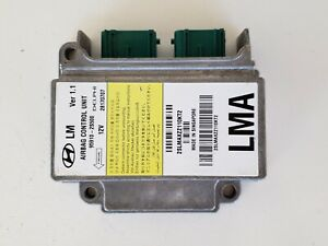 2010 Hyundai Tucson 95910-2S500 SRS Safety Restraint System Control Module Unit