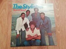 THE STYLISTICS * SUN & SOUL * VINYL LP H&L RECORDS 1977 VG/EX