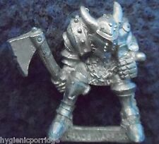1988 Chaos Warrior of Slaanesh 0217 11 Citadel Warhammer Army Hordes Fighter D&D
