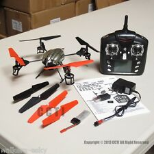 WLToys V959 2.4G Quadcopter UFO WL Toys RTF with Camera (2 Batteries)-US stock