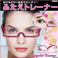 Hot Double Eyelids Trainer Makeup Beauty Healthy Artifact Glasses Spectacles